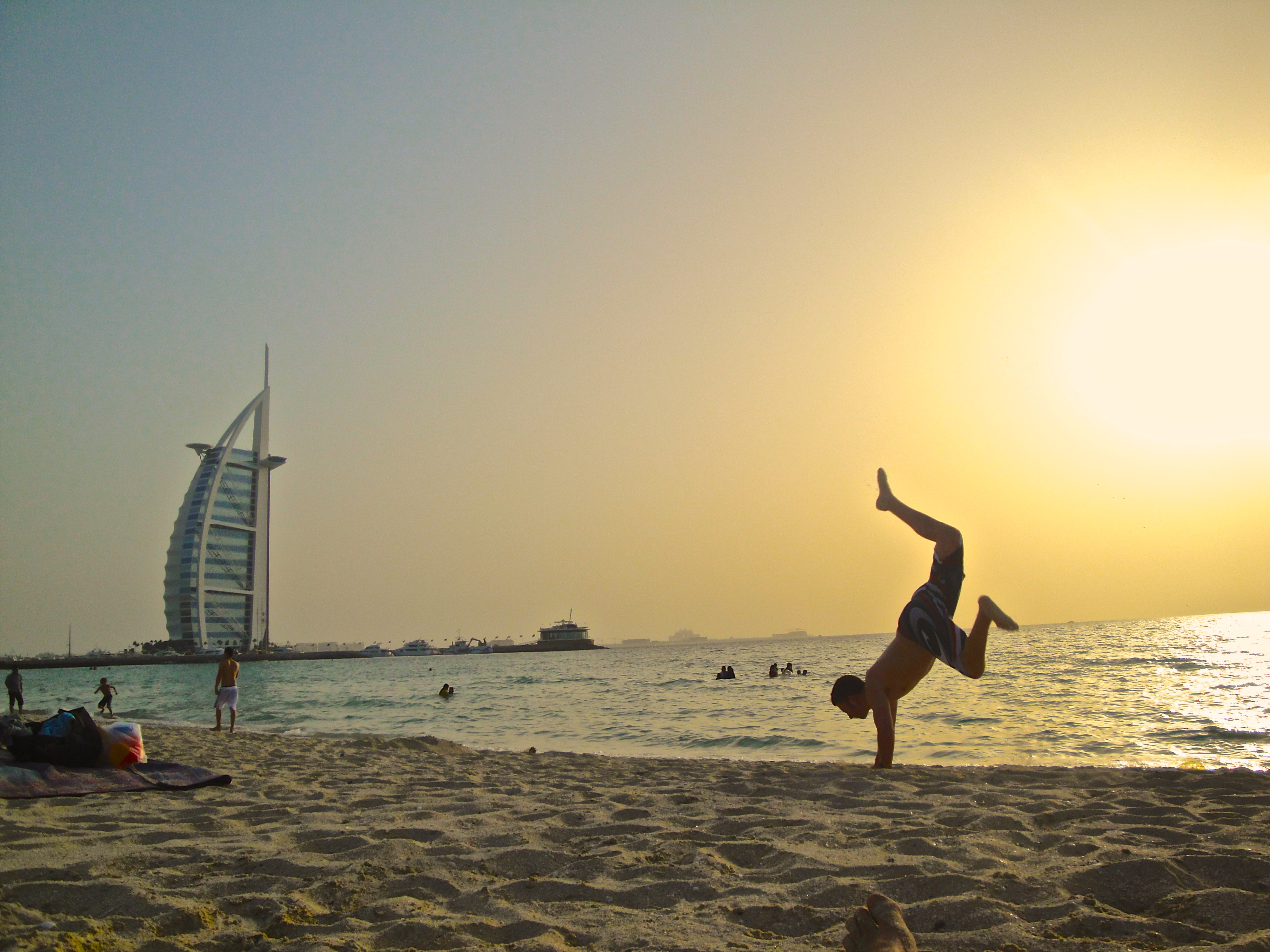 Dubai the best for Leisure